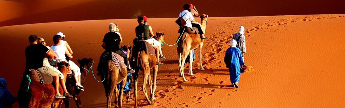 2 Day Desert Trip from Marrakech to Merzouga