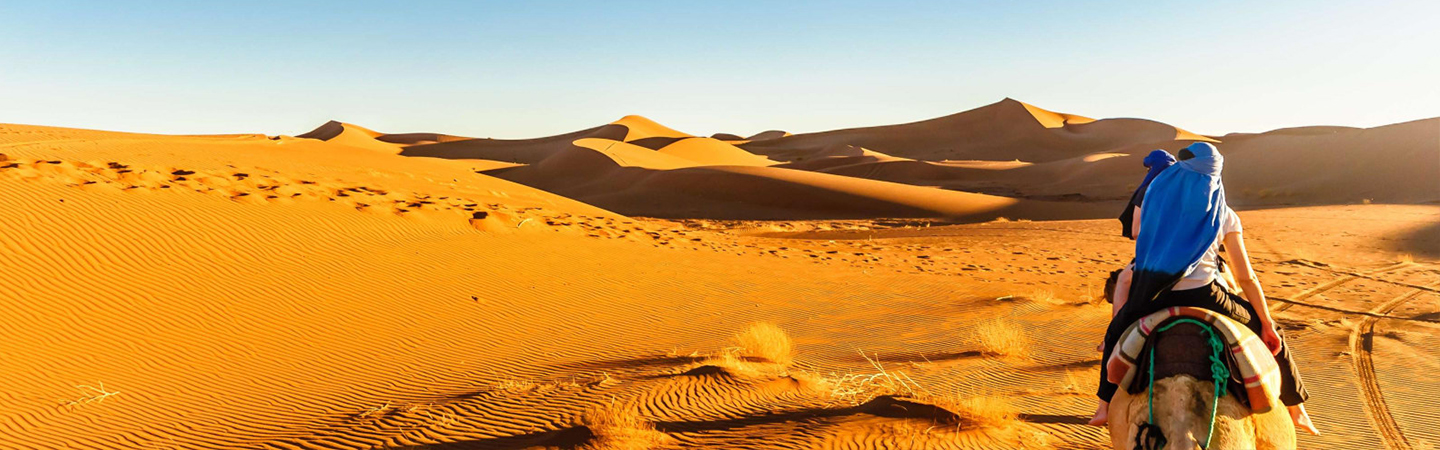 2 Day Luxury Desert Tour from Marrakech to Erg Chegaga