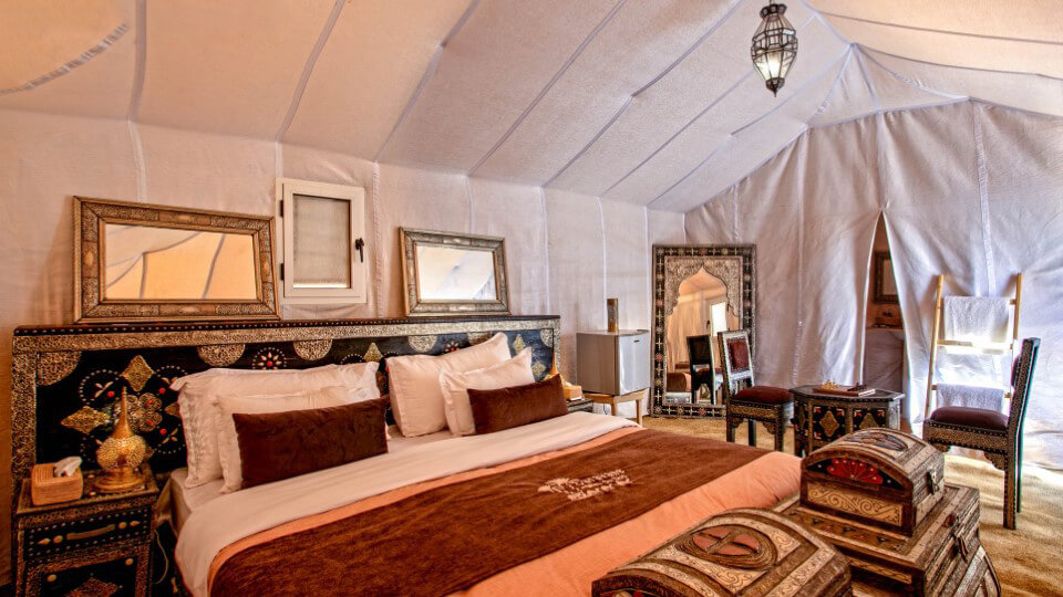 2 Day Luxury Desert Trip from Marrakech Camp