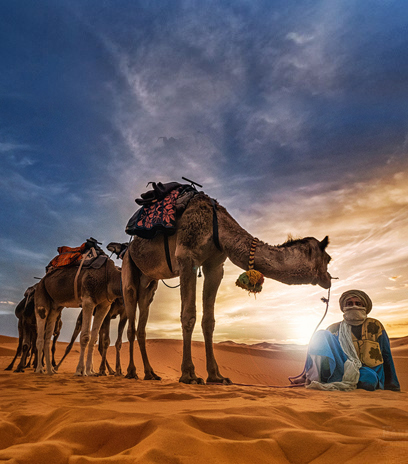 2 Day Sahara Desert Trip from Marrakech to Zagora