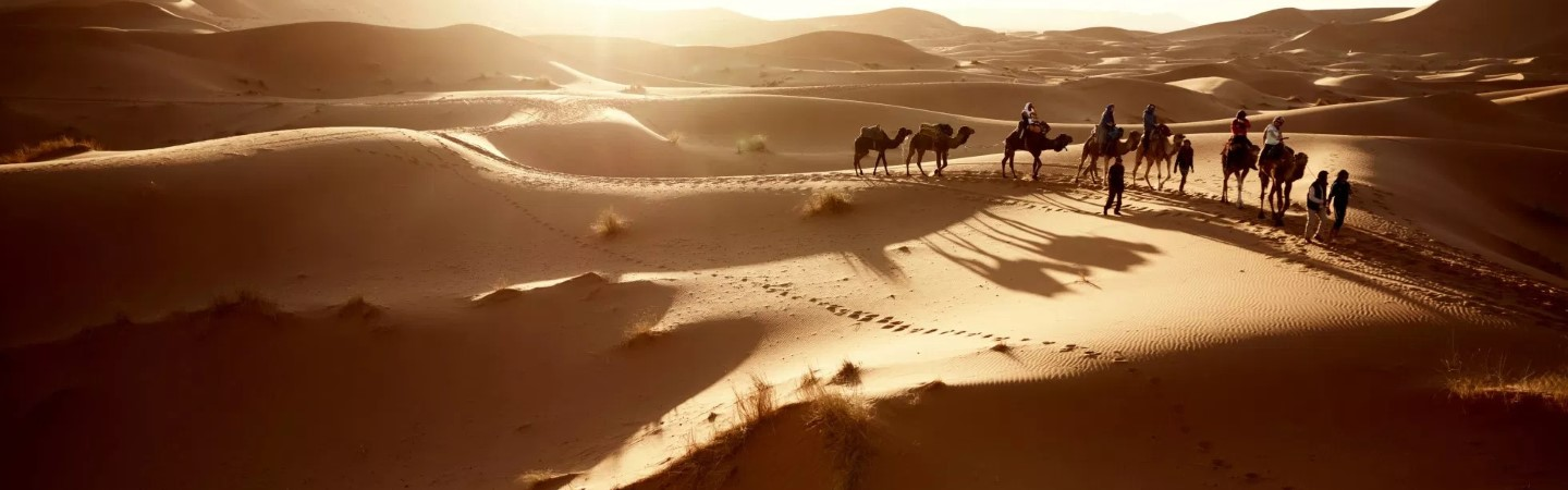 4 Day Desert Tour from Marrakech to Erg Chigaga