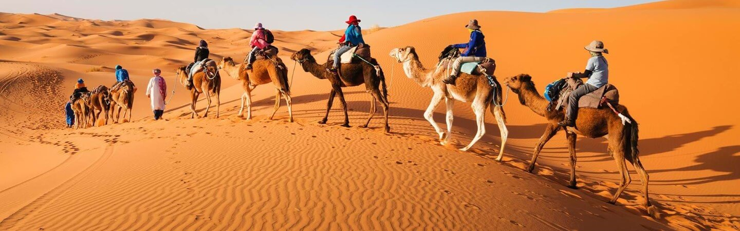 4 Day Desert Trips from Marrakech to Merzouga