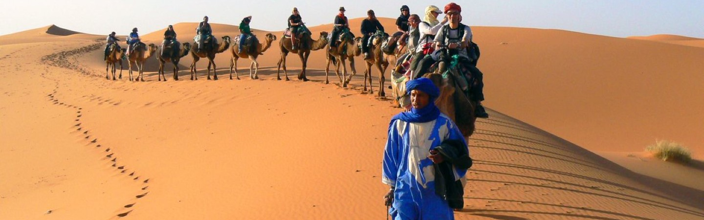 5 Days Morocco Imperial Cities from Casablanca