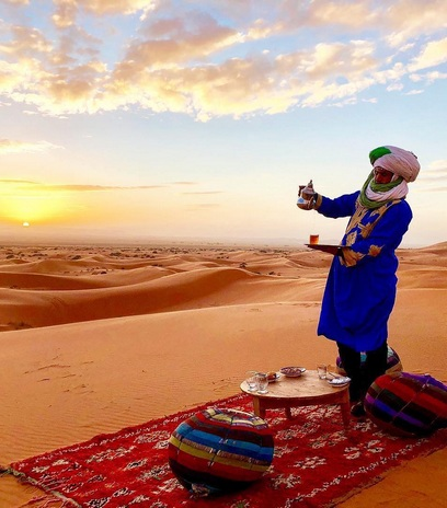 2 Day Sahara Desert Trip from Marrakech