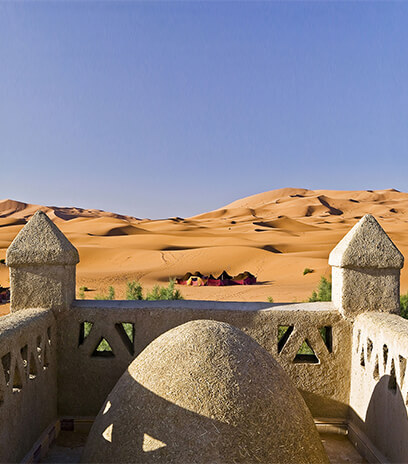 4 Day Desert Tour from Marrakech to Fes