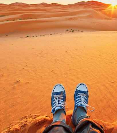 5-Day Desert Tour from Marrakech to Fes