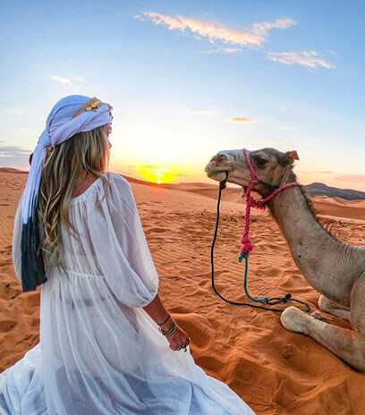 3 Days Marrakech Desert Tour To Merzouga