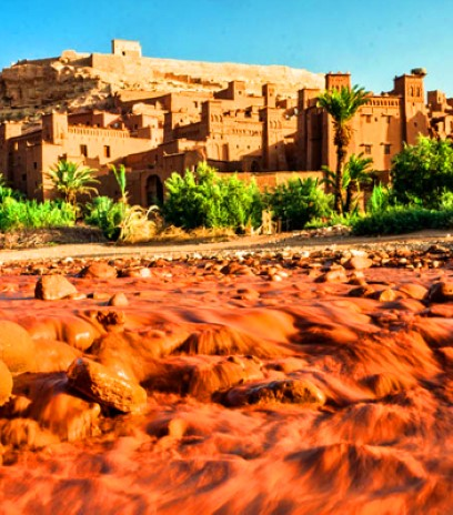 Ait Benhaddou Kasbah & Ouarzazate Day Trip From Marrakech