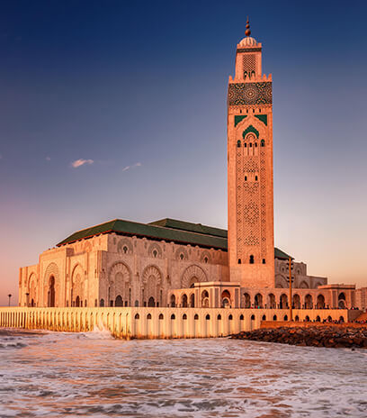 8 Days Morocco Imperial Cities Tour from Casablanca