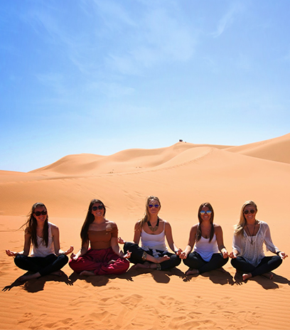4 Day Luxury Desert Tour Fes to Marrakech