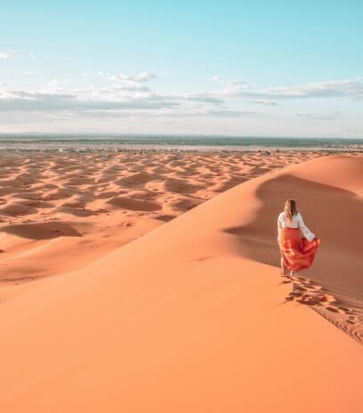 3 Day Luxury Desert Tour from Marrakech to Merzouga