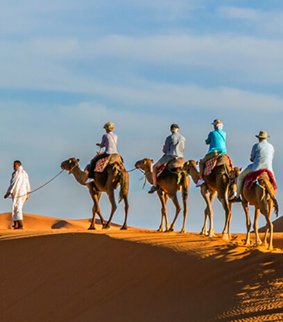 3 Day Luxury Desert Trip from Marrakech to Fes