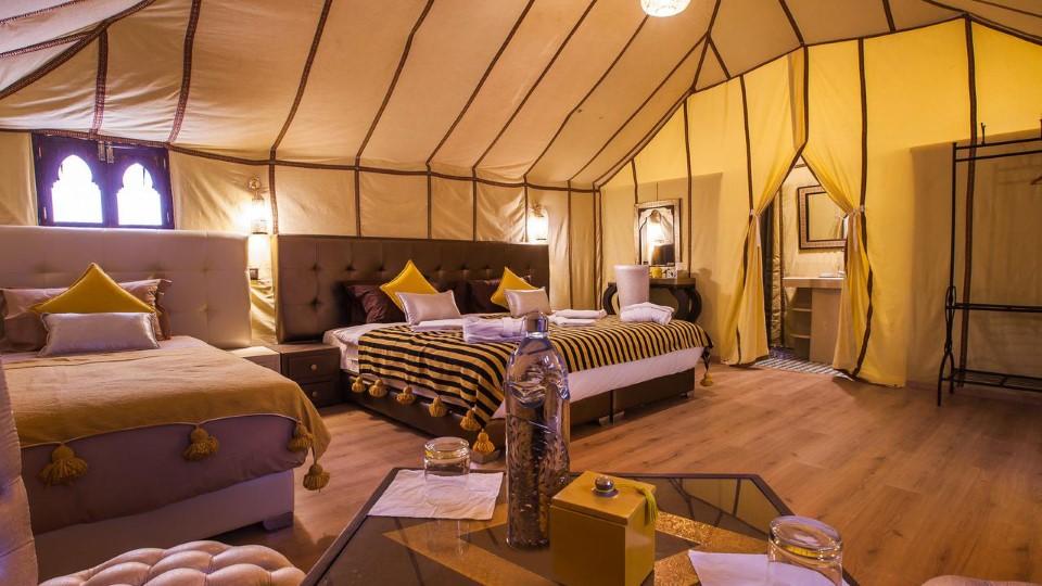Luxury Desert Tour from Marrakech To Merzouga