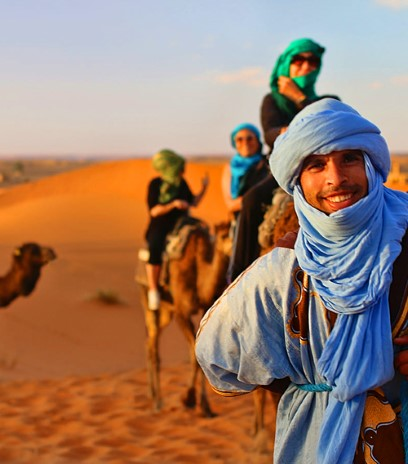 Shared Desert Tour from Marrakech to Fes